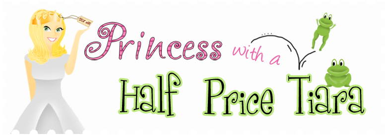 Princess With A Half Price Tiara