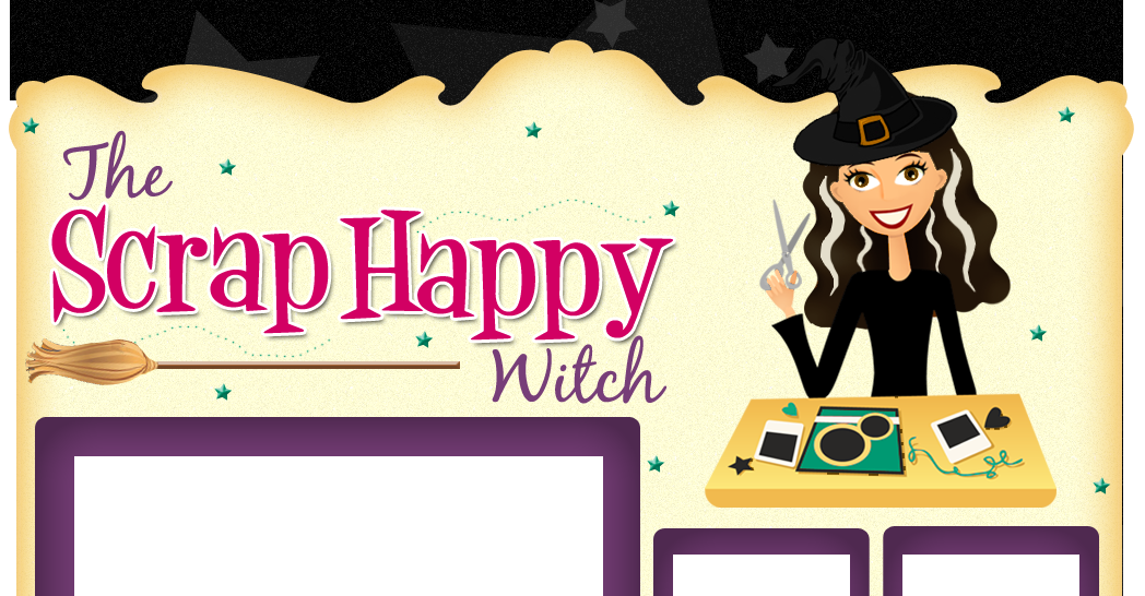The Scrap Happy WItch