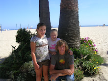 Kids at Newport Beach - July 2007