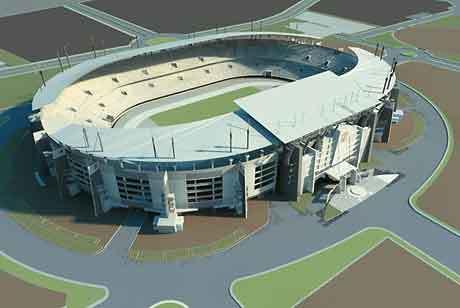Stadion Keren Indonesia