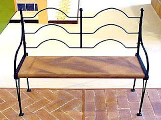 Herreria artistica torres muebles de jardin for Sillas para jardin de herreria