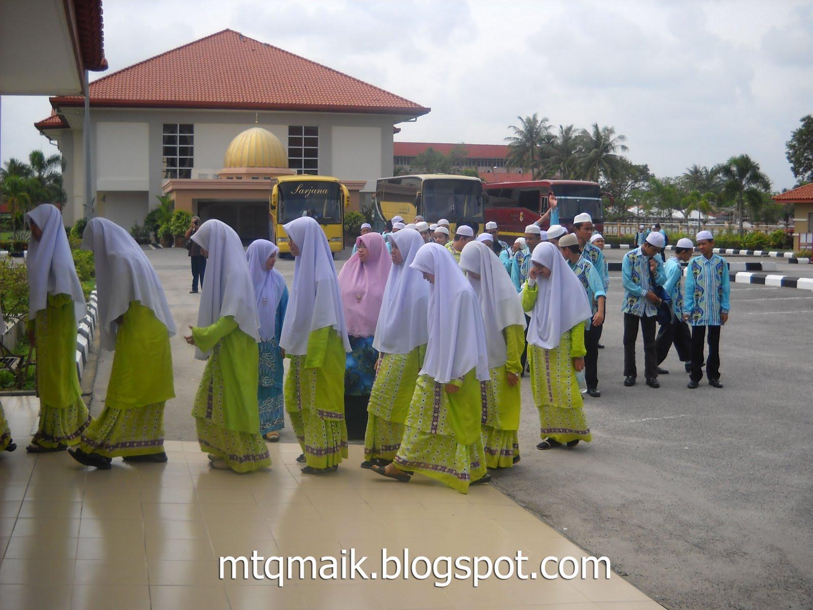 Lawatan Silaturahim Dari MTS Perak Darul Ridzuan