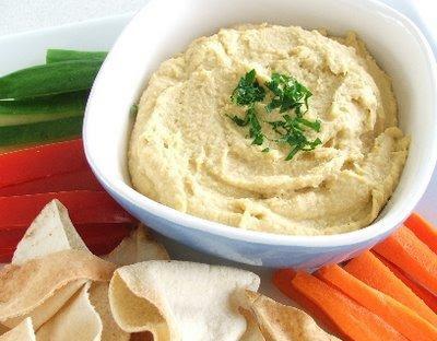 Lebonese humus recipe