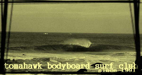 Tomahawk Bodyboard Surf Club