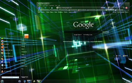 HP Themes For Windows 7