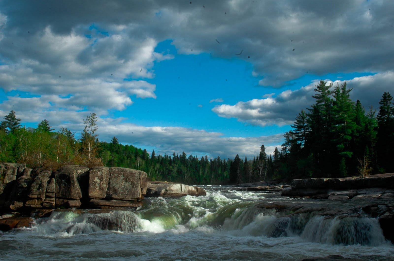 Waterfalls Alberta: Waterfalls New Brunswick