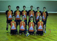 Esta é a equipa juvenil de 1º ano, época 2006/2007