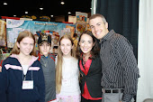 Karissa, Caleb and I with Eric & Leslie Ludy