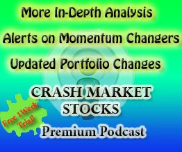 crash market stocks podcasts