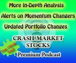 crash market stocks podcasts
