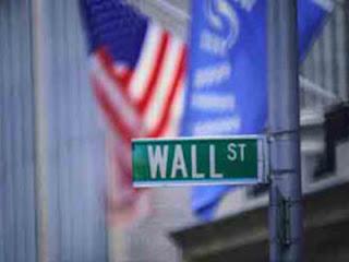 wall street selling