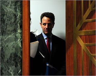 geithner bailout crash