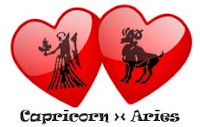 Asmara Capricorn dengan Aries