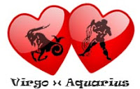 Asmara Aquarius dengan Virgo