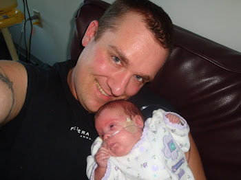 Daddy and Brielle