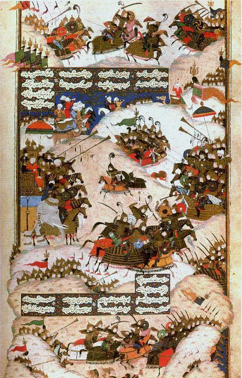 [Khosrow+and+Bahram+Choubin+in+battle.jpg]
