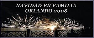 Navidad 2008 en Orlando, Fl.