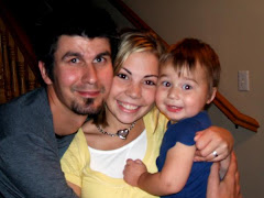 Chandler, Courtney and Baby Talon