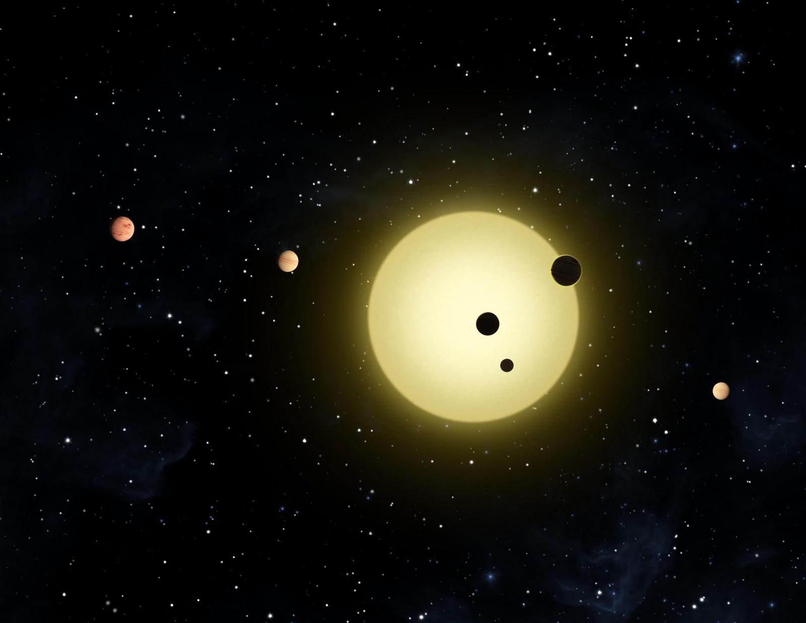 U Camelopardalis Mass Kepler-11 Planetary System