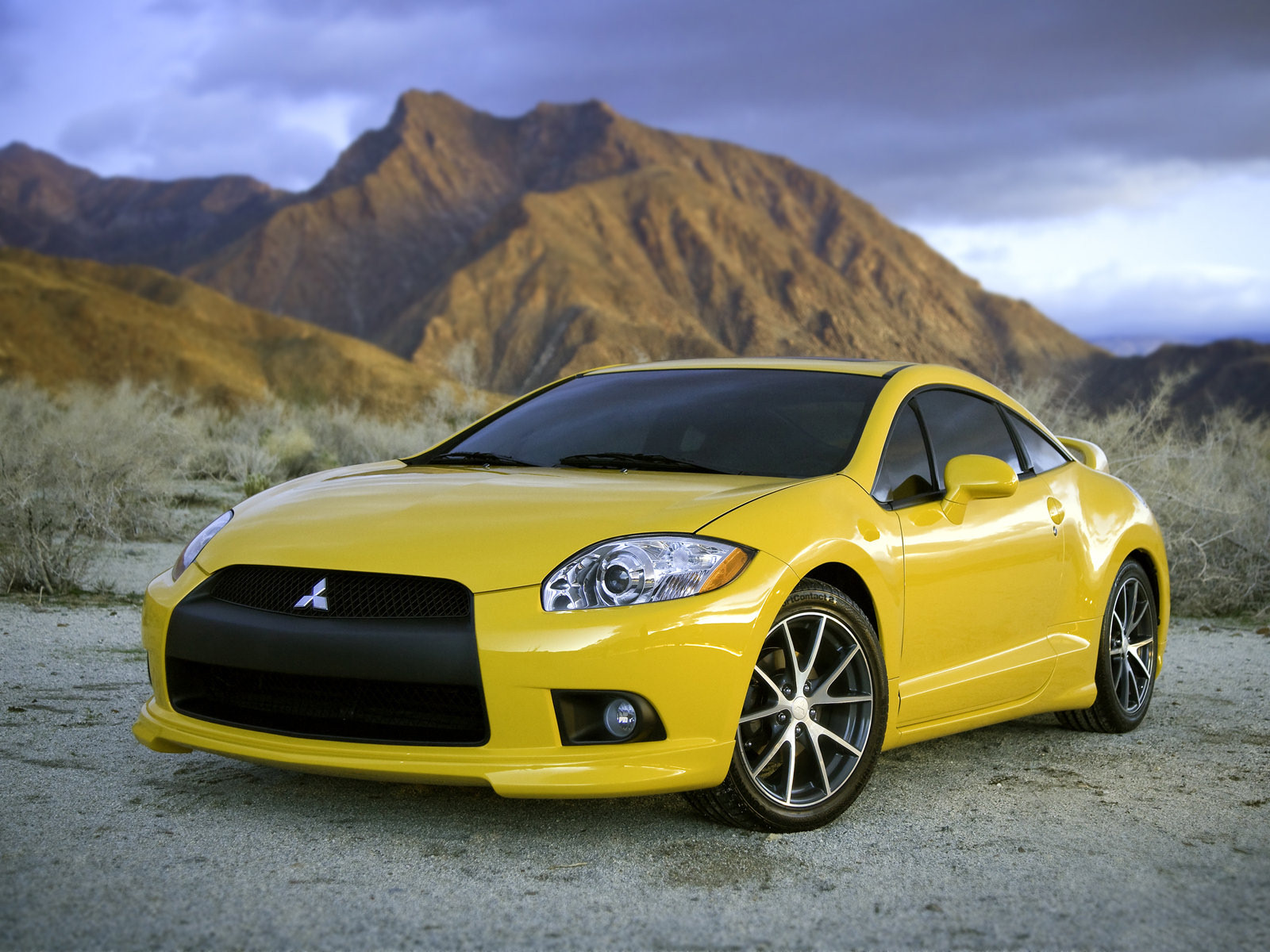 Road Car Pictures: 2008 Mitsubishi Eclipse GT