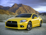 2008 Mitsubishi Eclipse GT. The Eclipse has a lot to live up to being the .