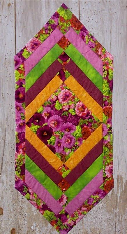 Camino de mesa patchwork imagui - Camino mesa patchwork ...