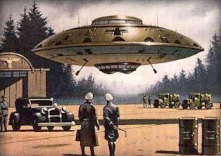 Bukti UFO dan alien itu memang ada