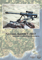 Manual M107 Barret