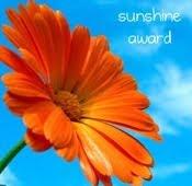 Award fått hos Else!:)