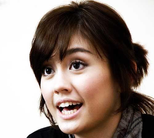 Agnes Monica Sindir Marshanda dan Bilang Lagu Sherina Lagu 'Cupu'?