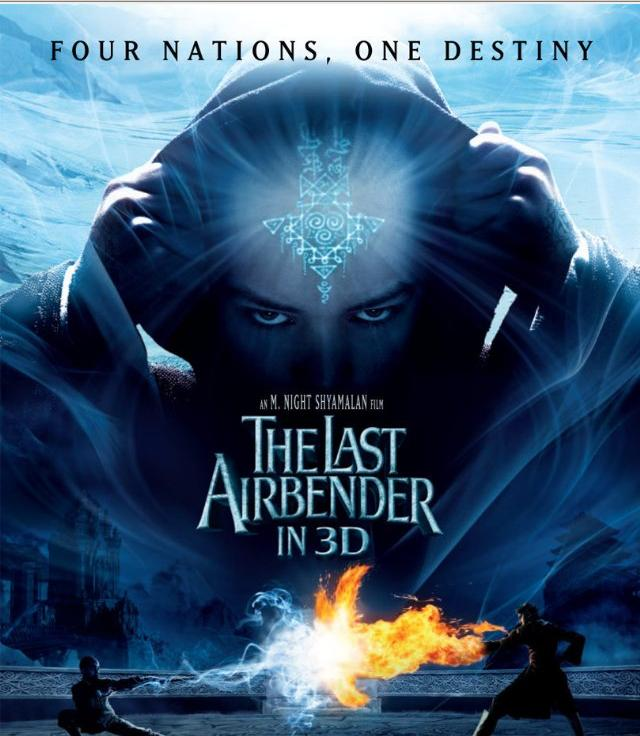 Slashion Goes Personal: Avatar: The Last Airbender Movie