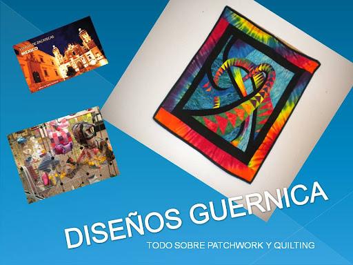 QUILTING DISEÑOS GARNICA