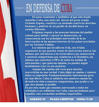 TODOS POR CUBA