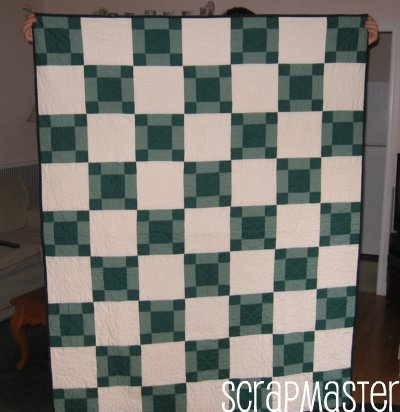 "Adam&#39;s Quilt  - ""Fraser Castle"""