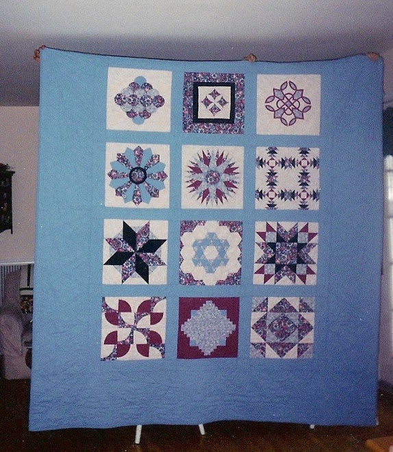 Nicola&#39;s Quilt