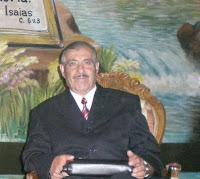 Pastor: Daniel Balladares Benavides