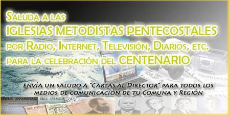 Actividad Centenario Metodista Pentecostal