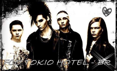 FCO TOKIO HOTEL - BR