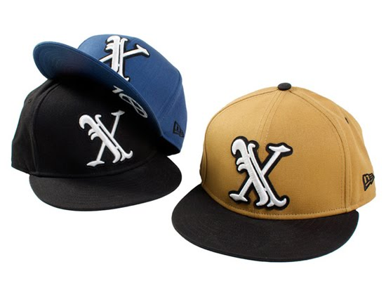 "10 DEEP just in time for the Holidays presents their newest collection of NEW  ERA fitted baseball caps for the  09 season. The fitted caps feature their "" X"" ... 1b80c3db7b67"