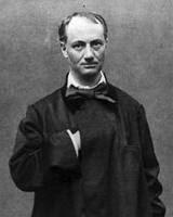 Poeta francés Charles Baudelaire