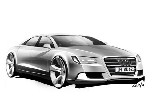 Audi A8 Concept Collection