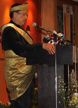 Presiden PSSGM Kebangsaan Dato' Guru Adiwijaya Dan Juga Pengerusi PSSGM Negeri Kedah Darul Aman.