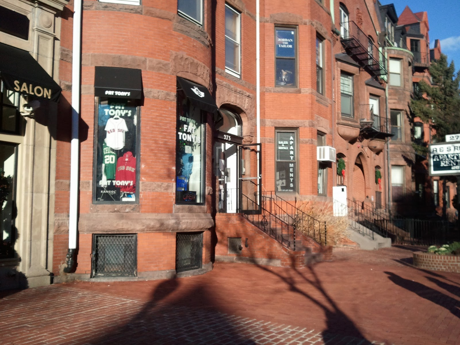 a description of the newbury street in downtown boston Book your tickets online for newbury street, boston: see 2,130 reviews, articles, and 295 photos of newbury street, ranked no33 on tripadvisor among 410 attractions in boston.