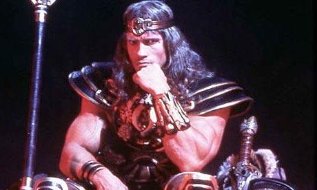 ... : Screenwriting and Screenplay reviews: King Conan - Crown Of Iron  Conan