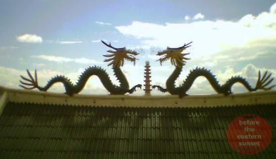 Dragons at Taoist Temple, Cebu City