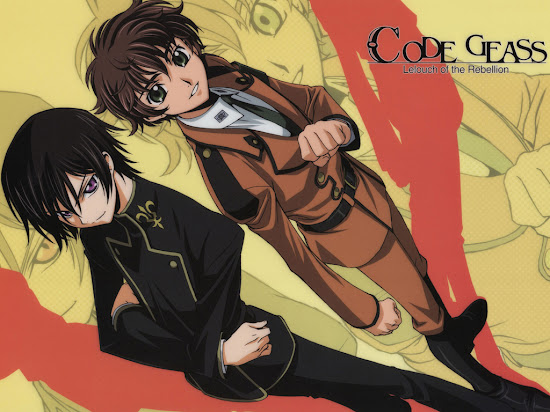 Friends and enemies in Code Geass