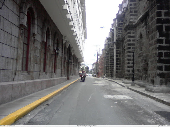 Street of Intramuros