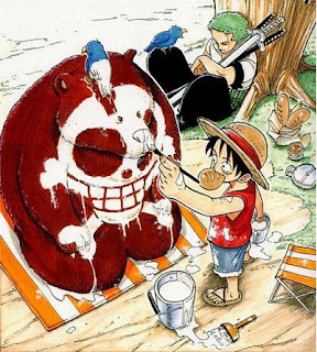 One Piece poster