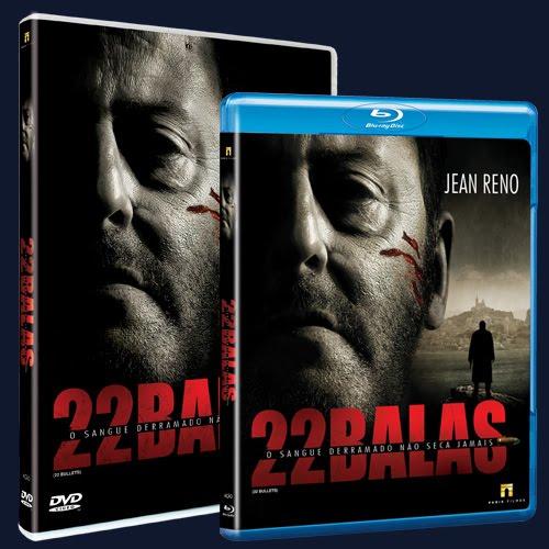 22 Balas 2010 Dublado DVDRip 22+balas