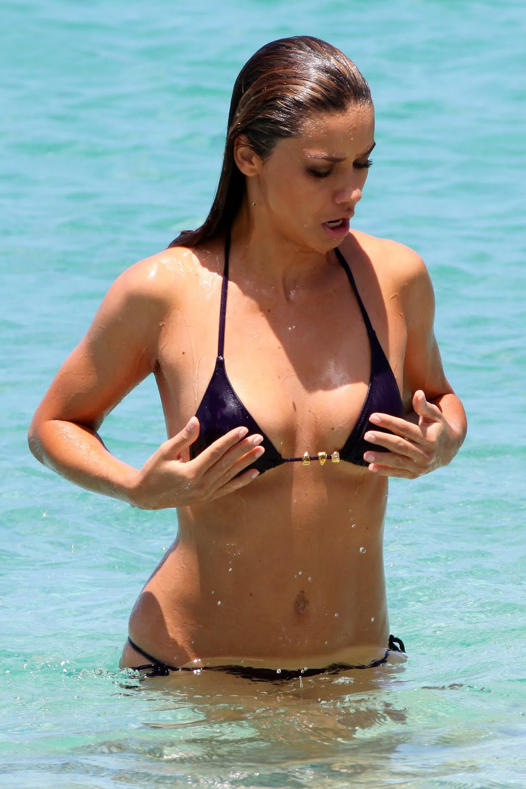 ... her tight bikini body? Enjoy Adriana Lima hot bikini pictures from ...